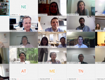 2nd M-Sec online Review Meeting has come to an end!