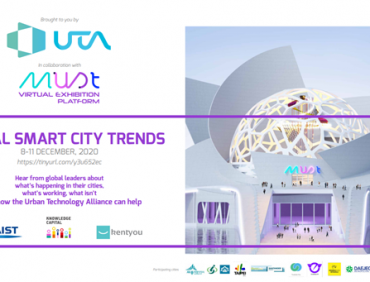 The Urban Technology Alliance organizes first virtual 3D smart city event