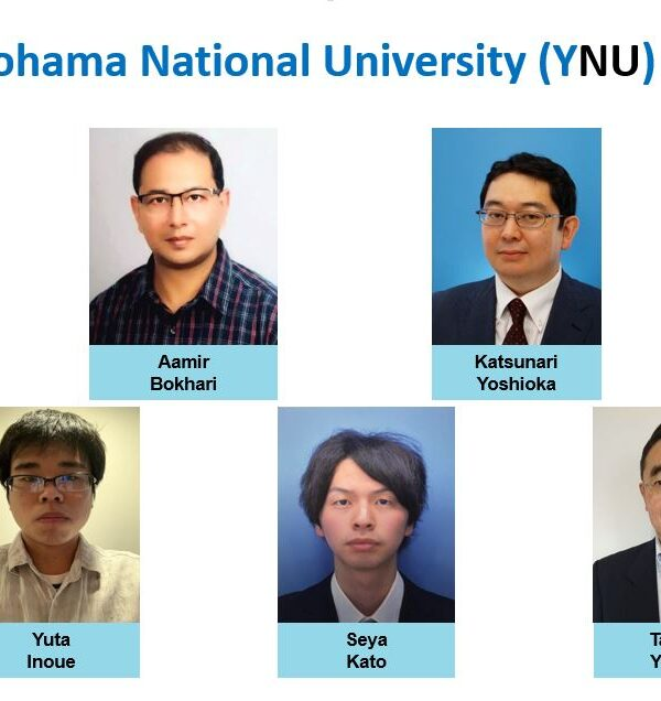 Interview with Aamir H. Bokhari from Yokohama National University  – the team, the work and what lies ahead after M-Sec